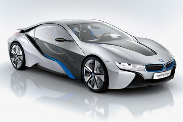 Mobil Konsep Bmw I8 Hadir Di Iims 2014 Carmudi Indonesia