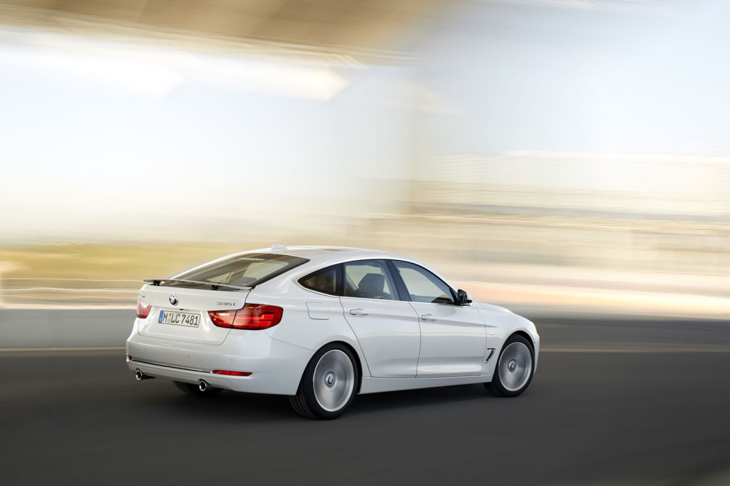 BMW Seri 3 GT3