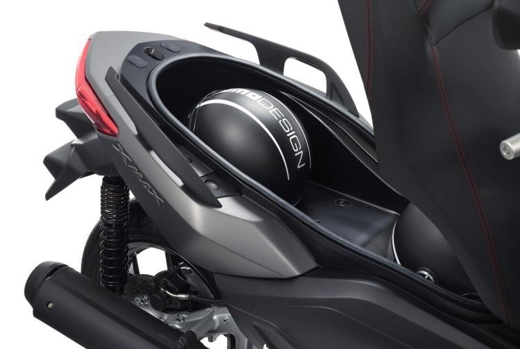 Otomotif Mail: Yamaha NMax, Skutik Baru Berteknologi Blue Core