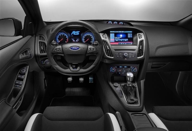 Empat Mode Pengendaraan Ford Focus Rs