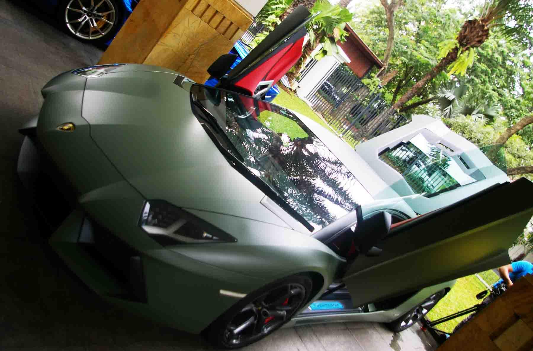 Jual Mobil Modifikasi Lamborghini