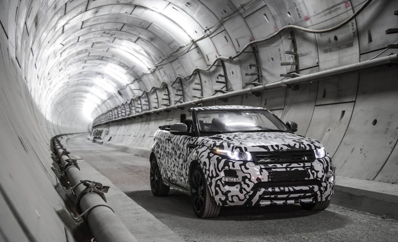 Range Rover Evoque Konvertibel