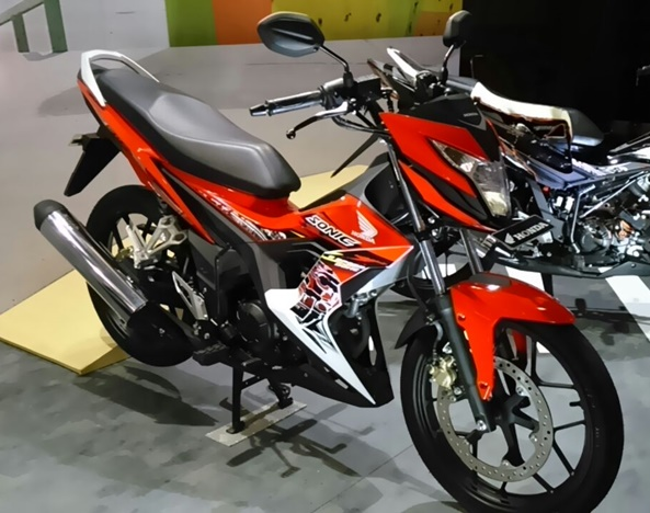 Suzuki Satria Vs Honda Sonic