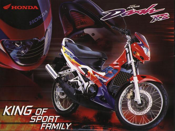 Honda Sonic 150R Vs Suzuki Satria F 150, Siapa Meniru