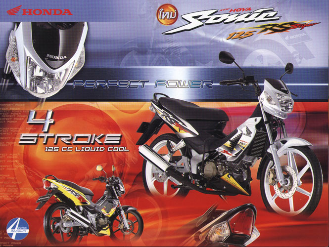 Honda Sonic 150r Vs Suzuki Satria F 150 Siapa Meniru Siapa