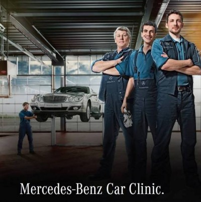 Mercedes-Benz Car Clinic