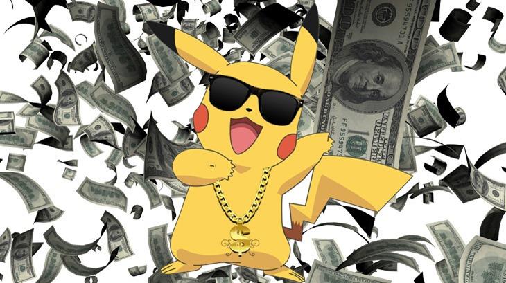 cari duid dari pokemon