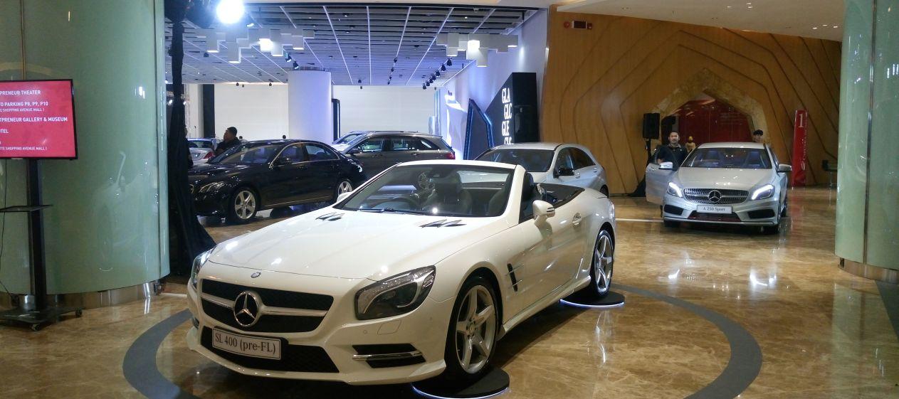 Mercedes-Benz Menutup Tahun Dengan Menggelar Sales Event
