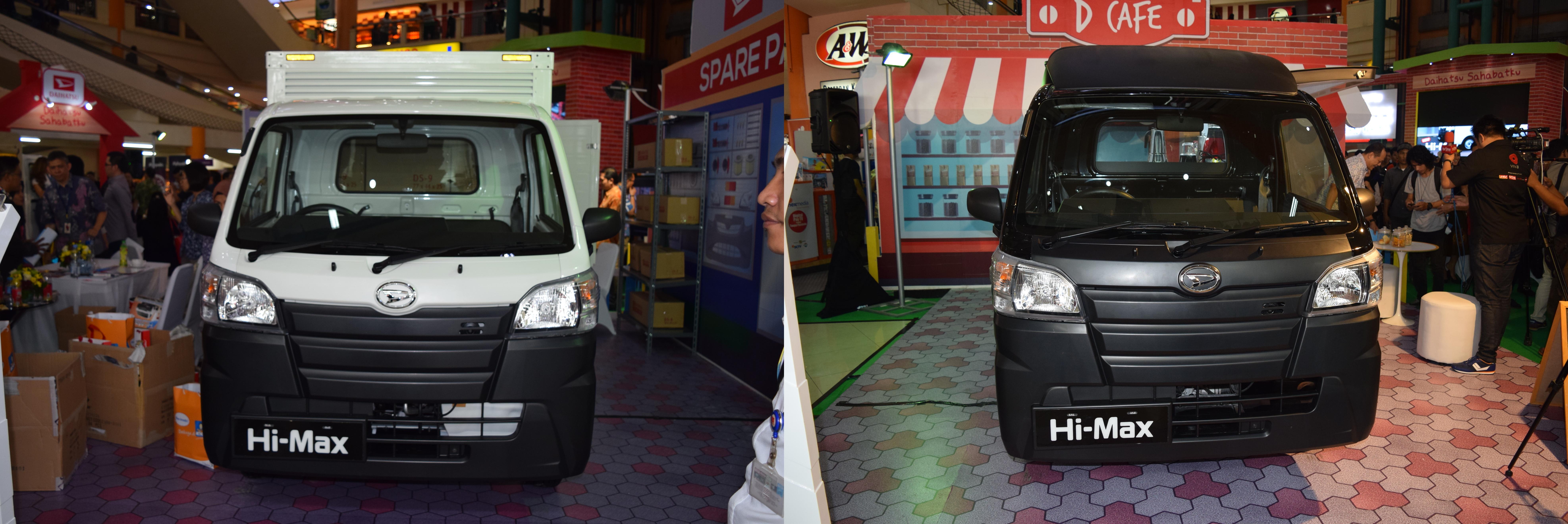 Cukup 26 Ribu, Bawa Pulang Daihatsu Hi-Max