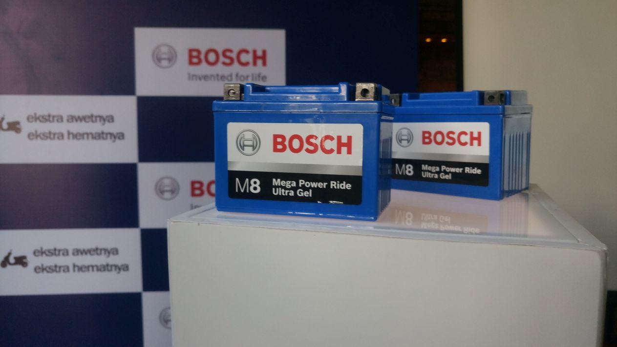 Aki Motor Bosch
