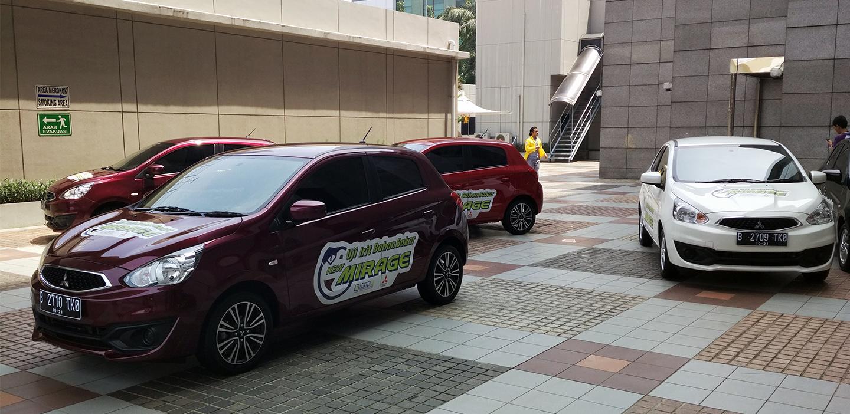 Konsumsi Bensin Mitsubishi Mirage Terbaru Lebih Irit - Carmudi Indonesia