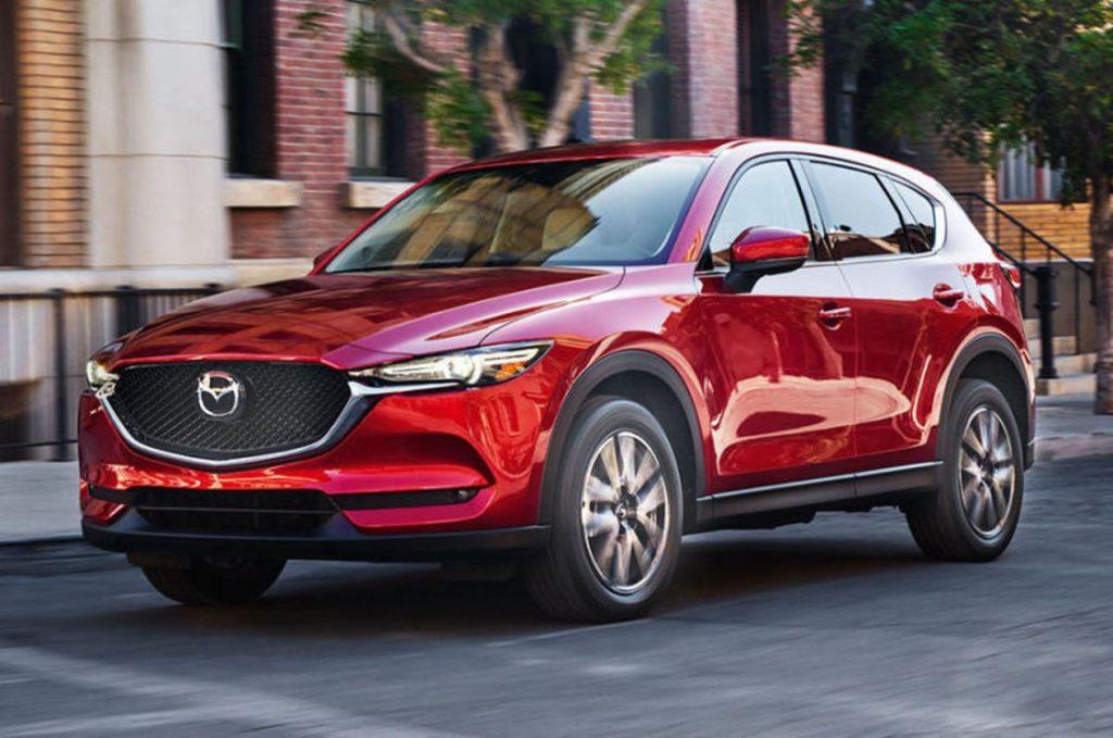 All-New Mazda CX-5 Meluncur: Lebih Pantas disebut Facelift