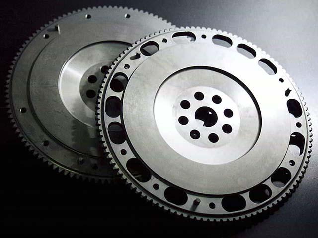 Tingkatkan Akselerasi, Pangkas Bobot Flywheel