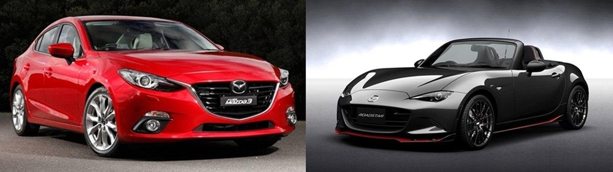 Mazda Mobil Terbaik Tahun 2016