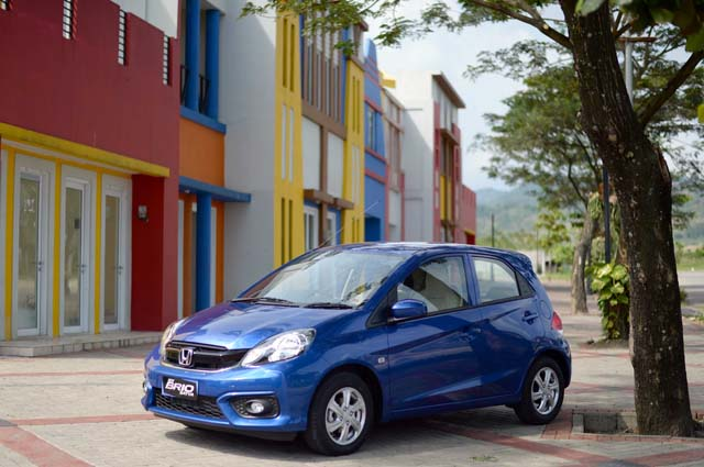 Jajaran Mobil Terlaris Honda