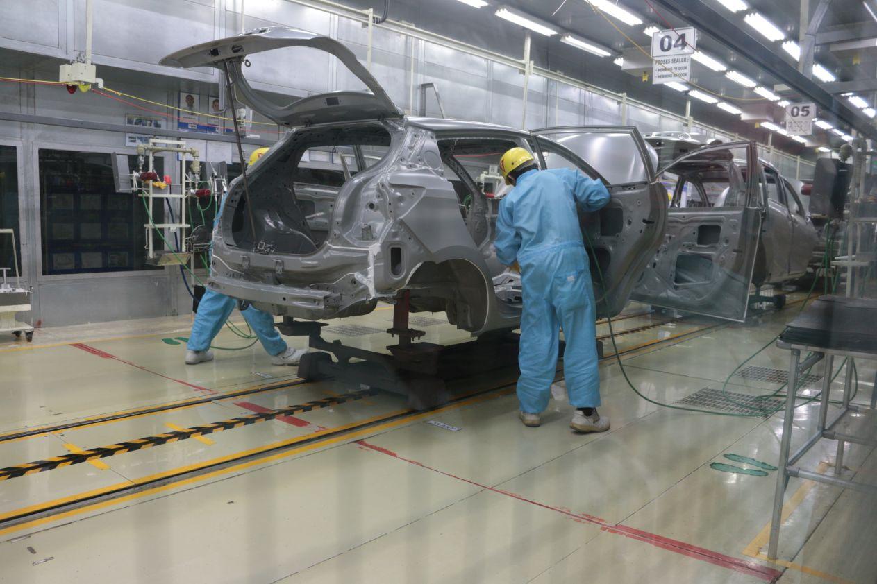 anti karat Toyota