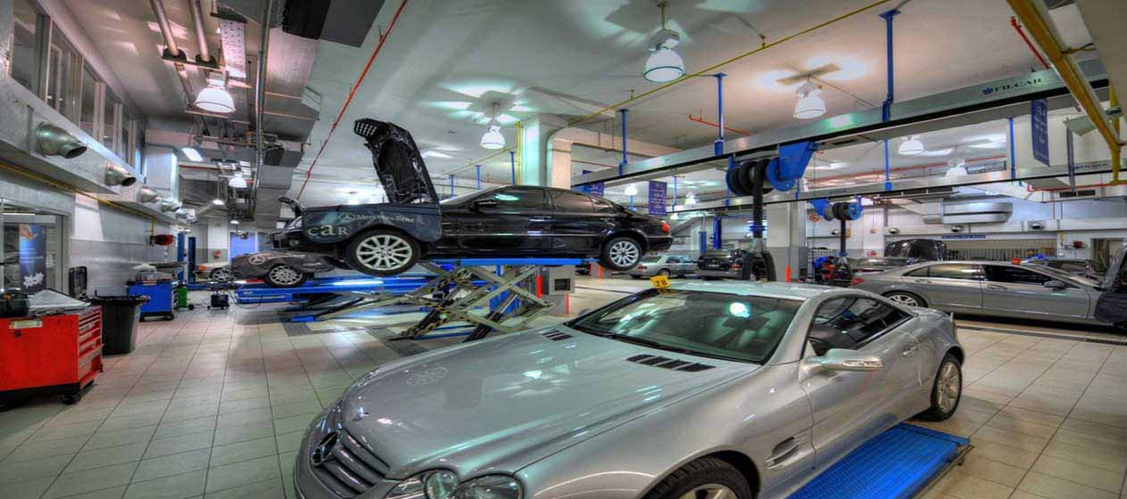 Mercedes Benz Gelar Promo Servis Mobil Akhir Tahun