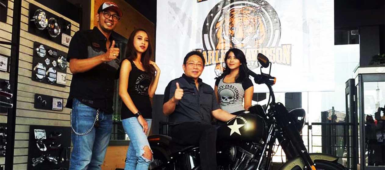 Dealer Harley Davidson Di Indonesia