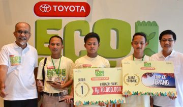 pemenang toyota eco youth 2016