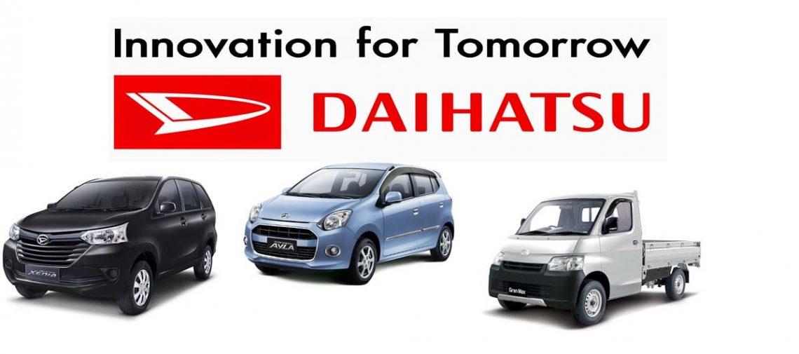 Penjualan Daihatsu