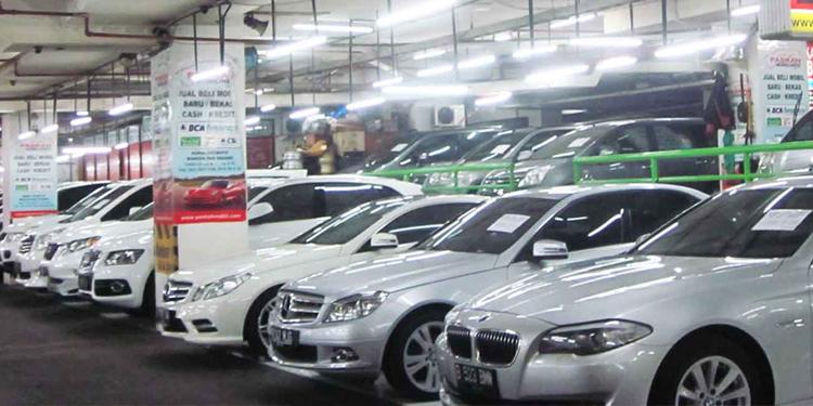 Situasi Penjualan Mobil Bekas Di Wtc Mangga Dua