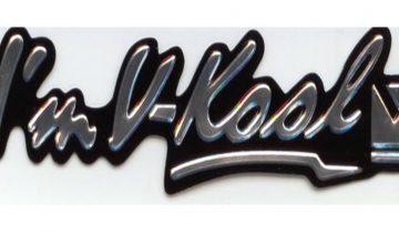 V-Kool Sticker Kaca Film