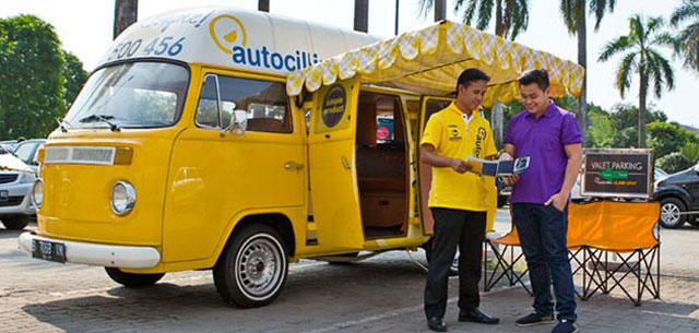 Adira Insurance Mobile Service