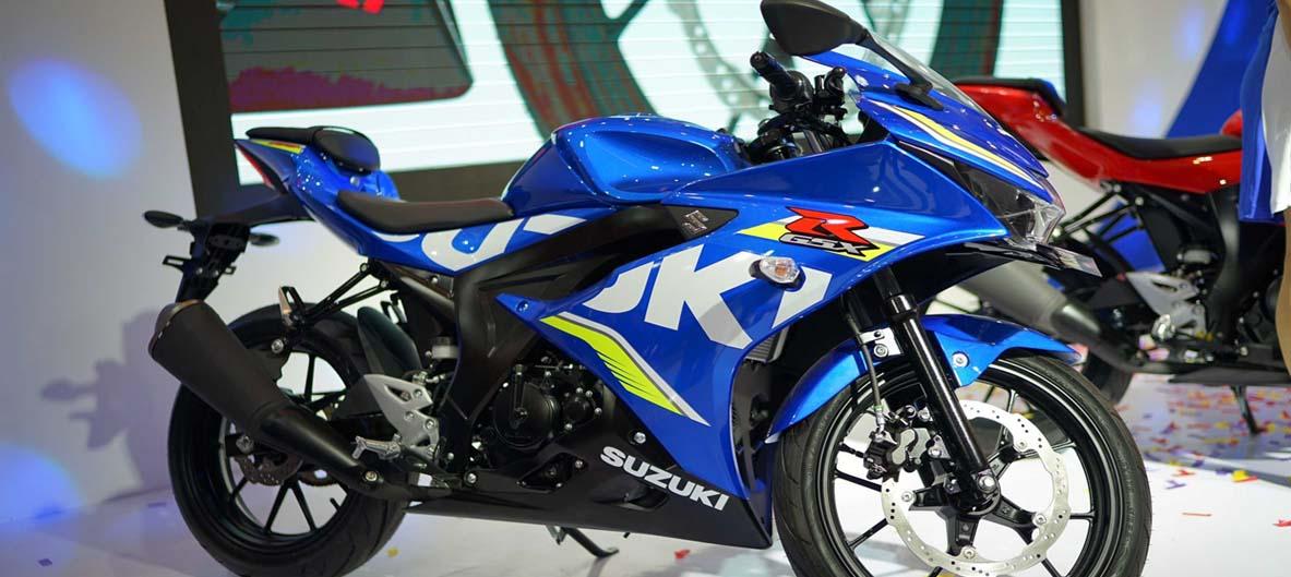 Cukup Dengan 3 Jutaan Full Set Aksesoris Suzuki Gsx R 150 Dan Gsx S