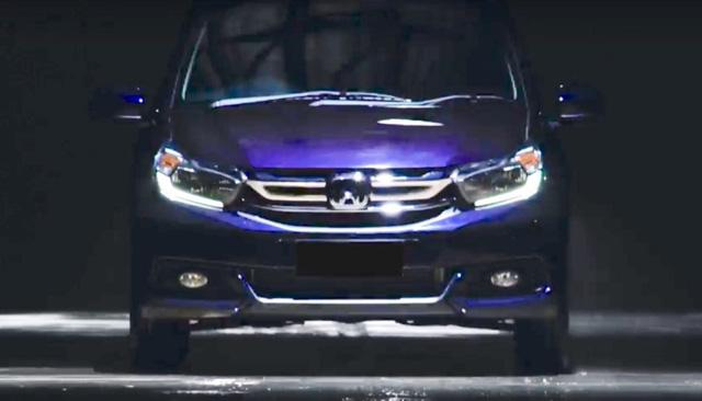 Honda Mobilio Facelift 2017
