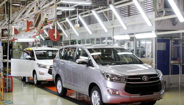 Toyota Kijang Innova Hybrid