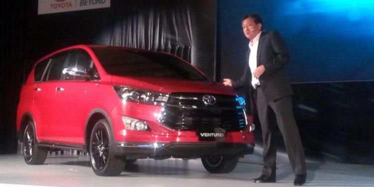 Toyota Innova Venturer Butuh Waktu Dalam Pengembangan