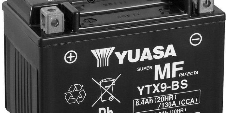 Yuasa Ytx9 Bs Cocok Untuk Aki Sportbike Sekelas Kawasaki Ninja 250