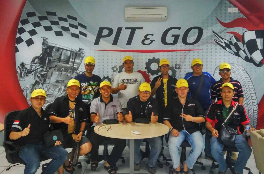 PIT&GO Ciputat