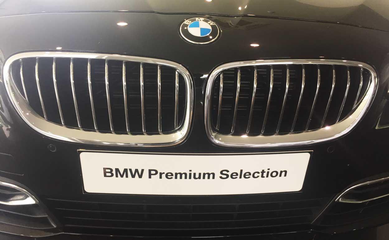 BMW Bekas