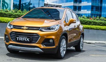All New Chevrolet Trax (Chevrolet Indonesia)