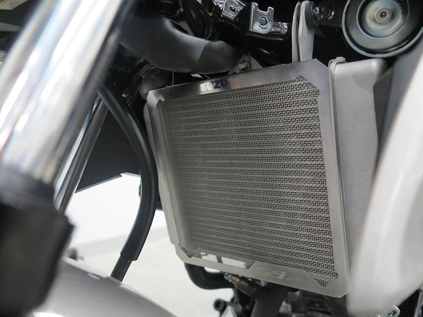 Cover Prot. Radiator