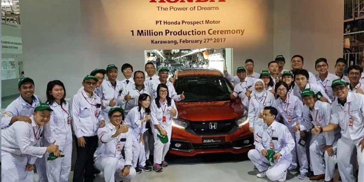 Setelah capai produksi 1 juta unit Honda kembali gelontorkan dana segar untuk pengembangan pabrik. Foto/Carmudi Indonesia/Don.