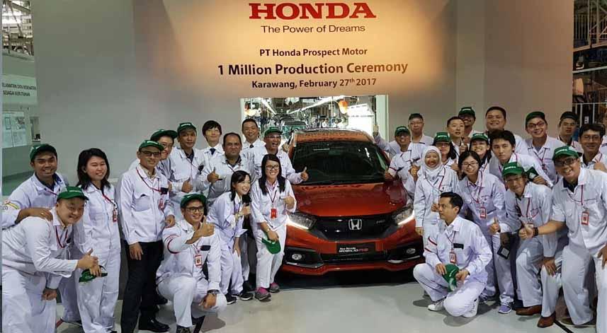 Hasil gambar untuk PT Honda Prospect Motor