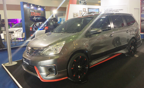 Modifikasi Nissan