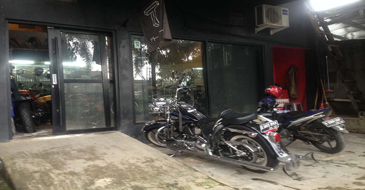 5 Bengkel Modifikasi Motor Paling Recommended Di Jakarta