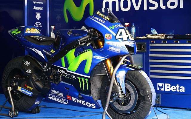 Performa Membaik, Internal Winglets Bikin Rossi Terpana - Otomotif Terkini | Carmudi Indonesia