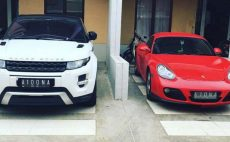 mobil sport dan merek premium