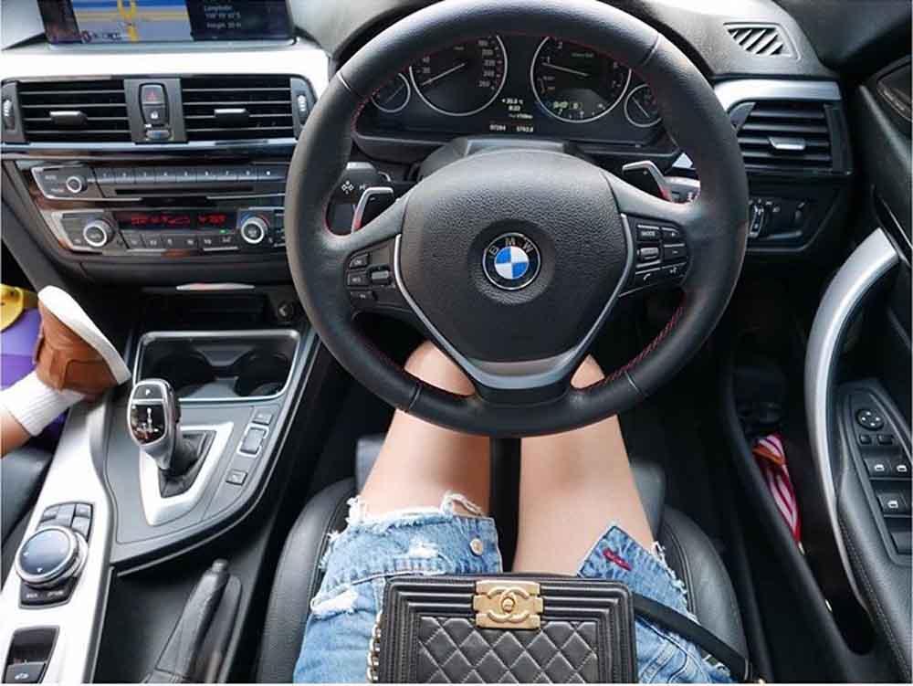 BMW 430i Convertible
