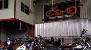 Bimo Motorcycles.Foto/Carmudi Indonesia/Ben
