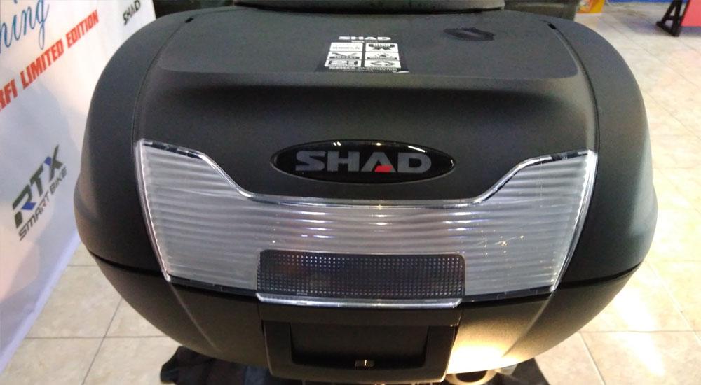Yamaha NMax YRFI Limited Edition 2017, Cuma Ada 1.500 Unit