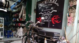Central Motor Custom.Foto/Carmudi Indonesia/Ben