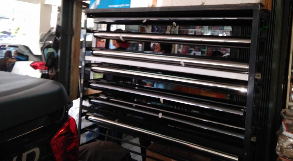 5800 Koleksi Modifikasi Kaca Film Mobil Truk Terbaik