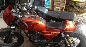 Koleksi hasil modifikasi dari Mr.Classic.Foto/Carmudi Indonesia/Ben