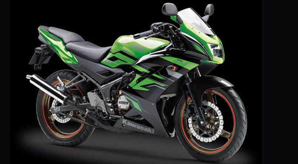 Kawasaki Ninja 150 RR.Foto/Google