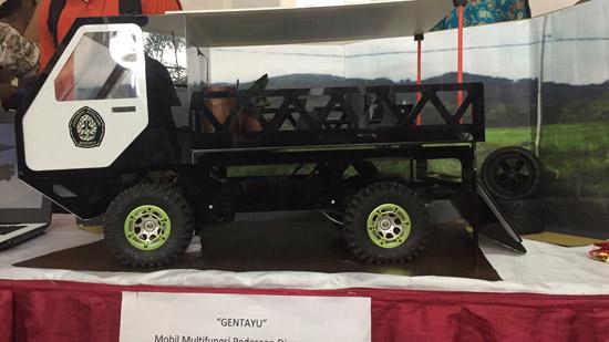 Expo Industri Kreatif Mobil dan Motor Seni